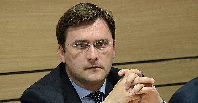 Na fotografiji je prikazan političar, pravnik: Nikola Selaković