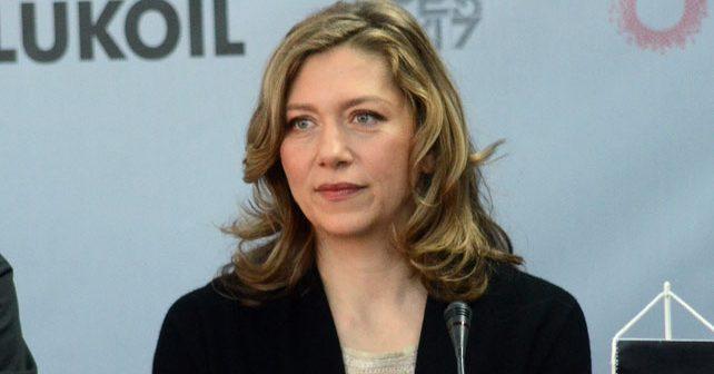 Na fotografiji je prikazan glumica: Branka Katić