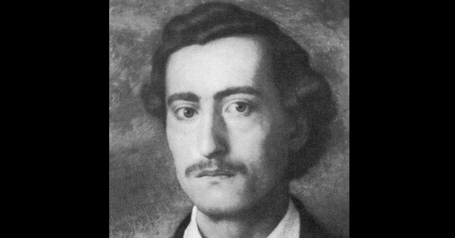 Na fotografiji je prikazan pesnik: Branko Radičević