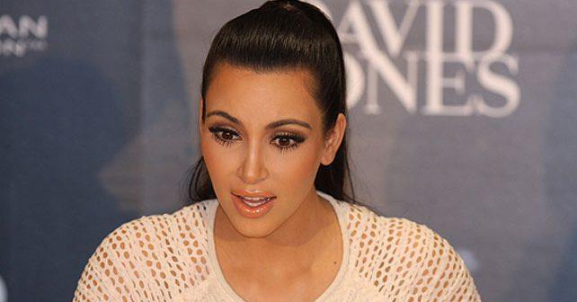 Na fotografiji je prikazan glumica, model, starleta: Kim Kardašijan
