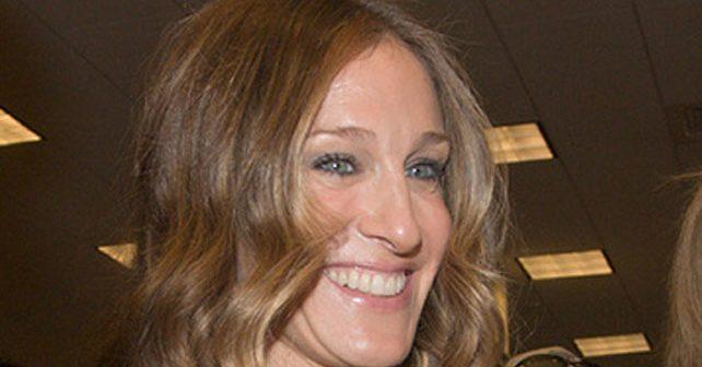 Na fotografiji je prikazan glumica, producent, dizajner: Sara Džesika Parker (Sarah Jessica Parker)