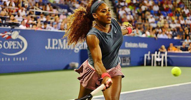 Na fotografiji je prikazan teniserka, preduzetnik: Serena Vilijams (Serena Williams)