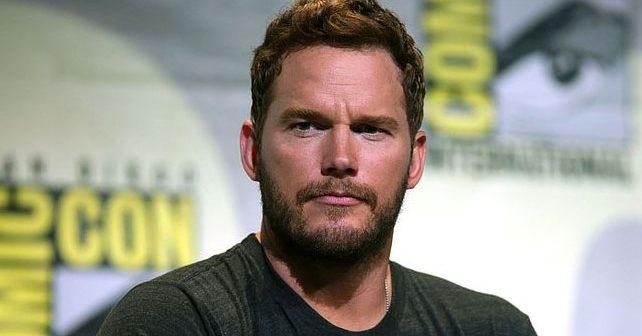 Na fotografiji je prikazan glumac: Kris Prat (Chris Pratt)