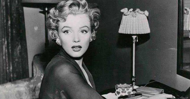 Na fotografiji je prikazan glumica, pevačica, model: Merilin Monro (Marilyn Monroe)