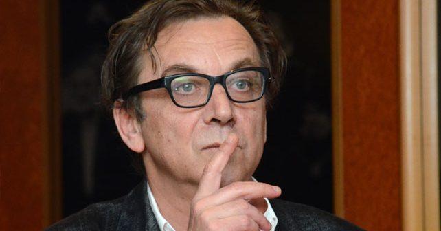 Na fotografiji je prikazan glumac, producent: Tihomir Stanić
