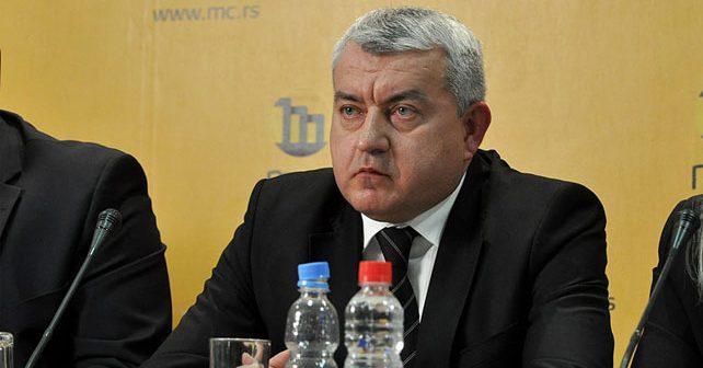 Na fotografiji je prikazan političar: Milanko Mihajilica