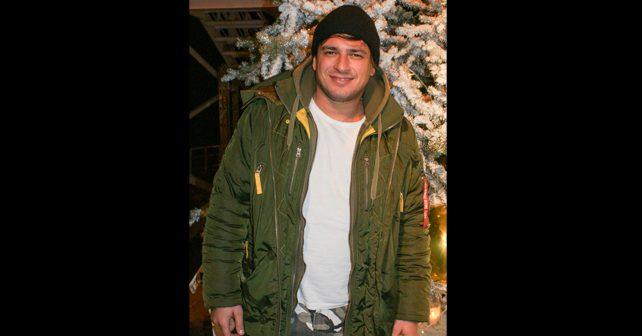 Na fotografiji je prikazan glumac: Andrija Kuzmanović