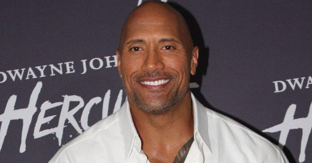 Na fotografiji je prikazan glumac, rvač, producent, preduzetnik: Dvejn Džonson (Dwayne Johnson)