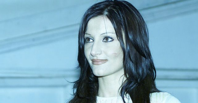 Na fotografiji je prikazan pevačica: Mira Škorić