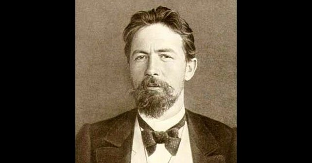 Na fotografiji je prikazan književnik, lekar: Anton Pavlovič Čehov