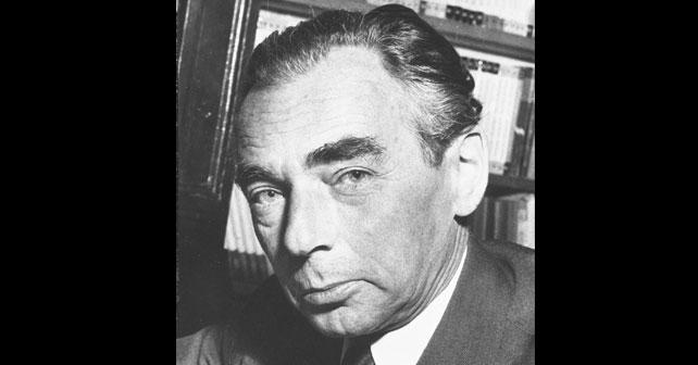 Na fotografiji je prikazan književnik, pisac: Erih Kestner (Emil Erich Kästner)
