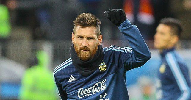 Na fotografiji je prikazan fudbaler: Lionel Messi