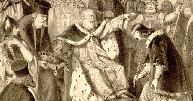 Na fotografiji je prikazan vladar: Stefan Nemanja