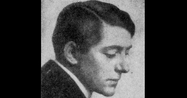 Na fotografiji je prikazan književnik: Valdemar Bonsels