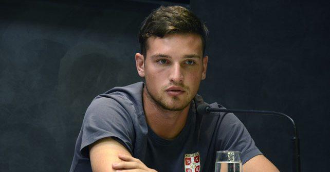 Na fotografiji je prikazan fudbaler: Predrag Rajković