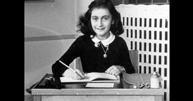 Na fotografiji je prikazan : Ana Frank