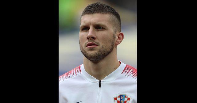 Na fotografiji je prikazan fudbaler: Ante Rebić