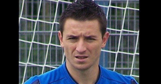 Na fotografiji je prikazan fudbaler: Antonio Rukavina