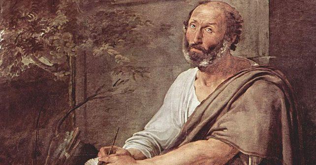 Na fotografiji je prikazan filozof: Aristotel