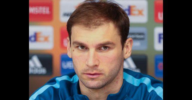 Na fotografiji je prikazan fudbaler: Branislav Ivanović