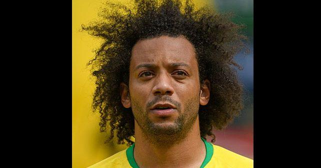 Na fotografiji je prikazan fudbaler: Marselo