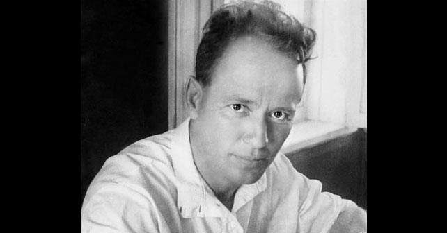 Na fotografiji je prikazan književnik: Mihail Aleksandrovič Šolohov