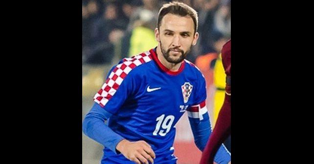 Na fotografiji je prikazan fudbaler: Milan Badelj