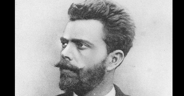 Na fotografiji je prikazan pesnik: Vojislav Ilić