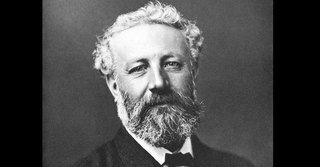 Na fotografiji je prikazan pisac: Žil Vern (Jules Verne)
