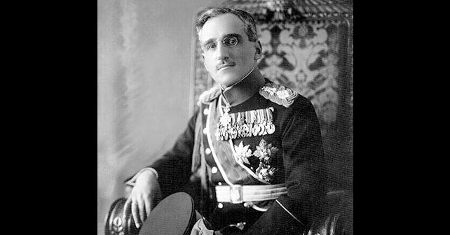 Na fotografiji je prikazan kralj, vladar, političar: Aleksandar I Karađorđević