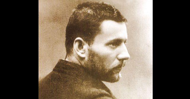 Na fotografiji je prikazan književnik: Borisav Stanković