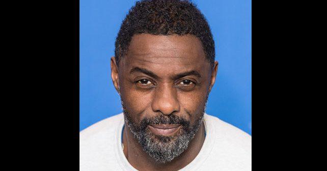 Na fotografiji je prikazan glumac, muzičar: Idris Elba