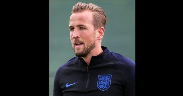 Na fotografiji je prikazan fudbaler: Hari Kejn (Harry Kane)