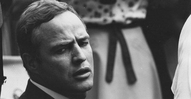 Na fotografiji je prikazan glumac: Marlon Brando