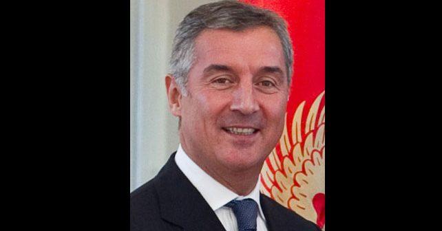 Na fotografiji je prikazan političar: Milo Đukanović