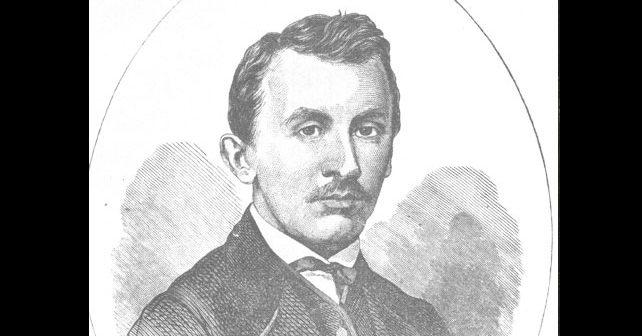 Na fotografiji je prikazan političar, književni kritičar: Svetozar Marković