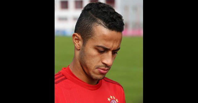 Na fotografiji je prikazan fudbaler: Tijago Alkantara