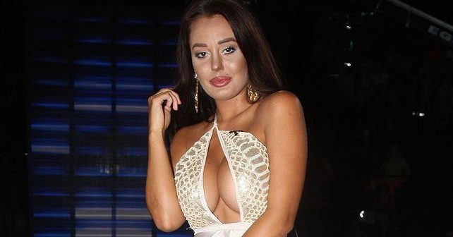 Na fotografiji je prikazan model, starleta: Ana Korać