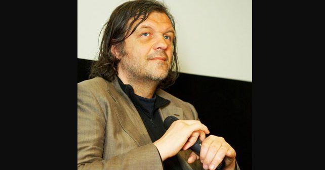 Na fotografiji je prikazan režiser, glumac, muzičar: Emir Kusturica