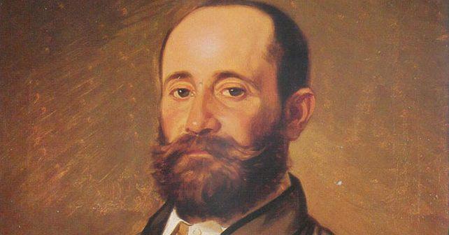 Na fotografiji je prikazan književnik, političar: Jakov Ignjatović