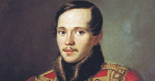 Na fotografiji je prikazan književnik: Mihail Jurjevič Ljermontov