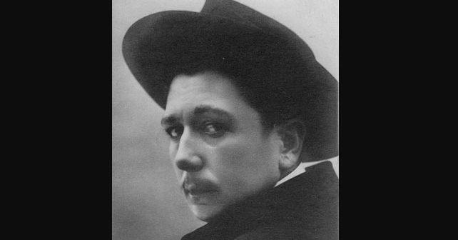 Na fotografiji je prikazan književnik: Radoje Domanović