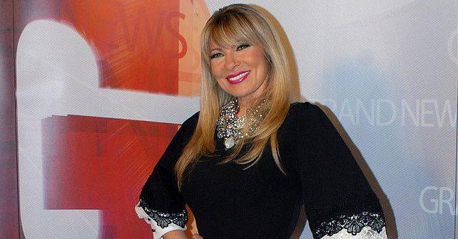 Na fotografiji je prikazan pevačica: Suzana Jovanović