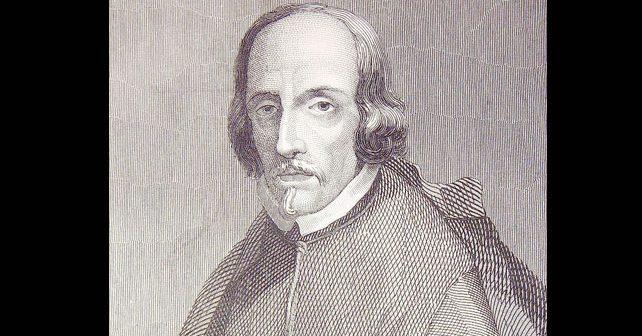 Na fotografiji je prikazan književnik: Pedro Kalderon de la Barka