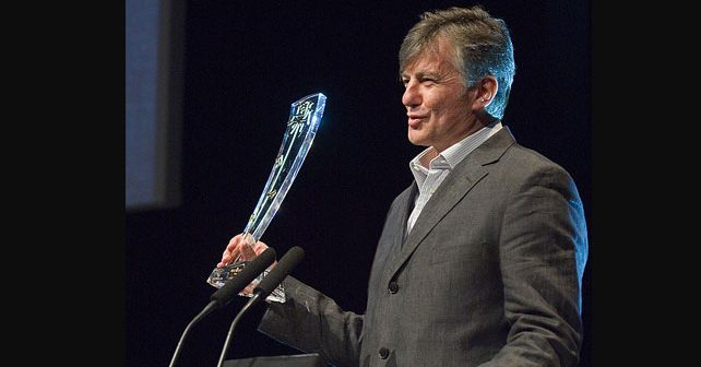 Na fotografiji je prikazan novinar, producent, urednik: Dubravko Merlić