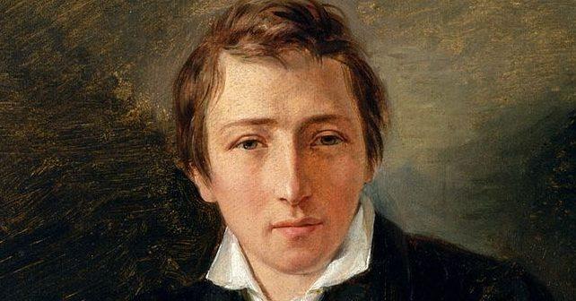 Na fotografiji je prikazan književnik: Hajnrih Hajne (Heinrich Heine)