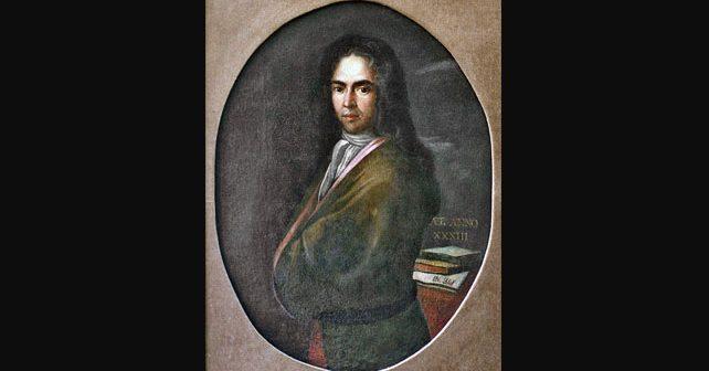 Na fotografiji je prikazan književnik: Ivan Gundulić
