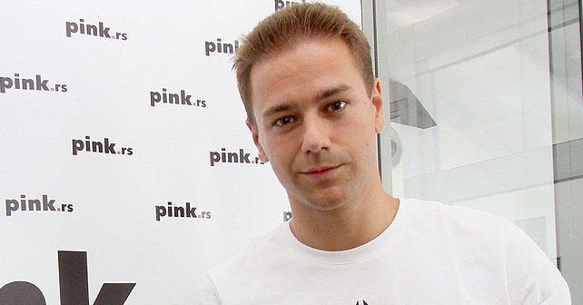 Na fotografiji je prikazan glumac: Luka Raco