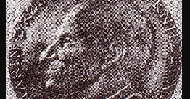 Na fotografiji je prikazan književnik: Marin Držić