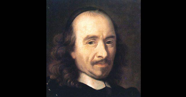 Na fotografiji je prikazan književnik: Pjer Kornej (Pierre Corneille)